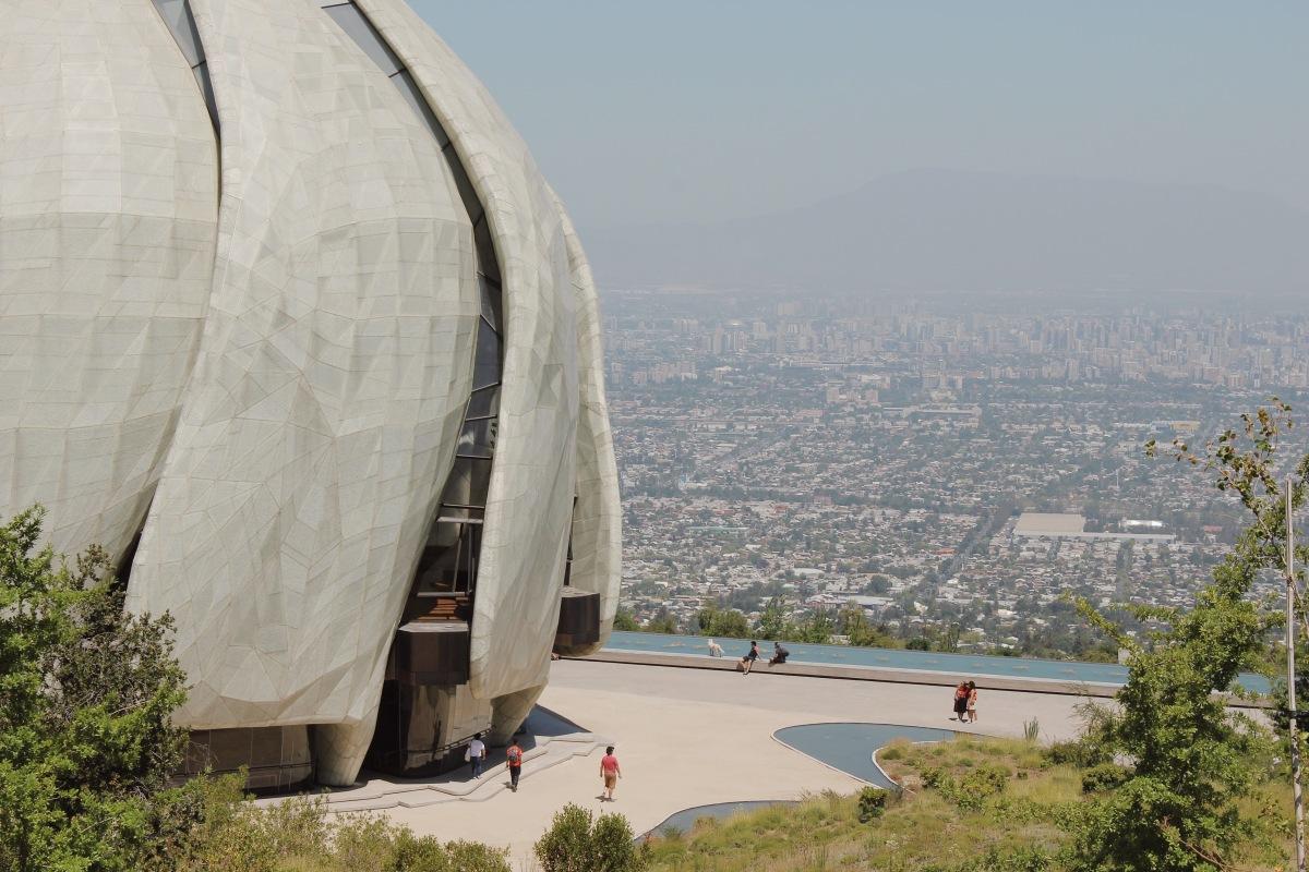 Templo Bahá'í de Sudamérica, Santiago,Chile